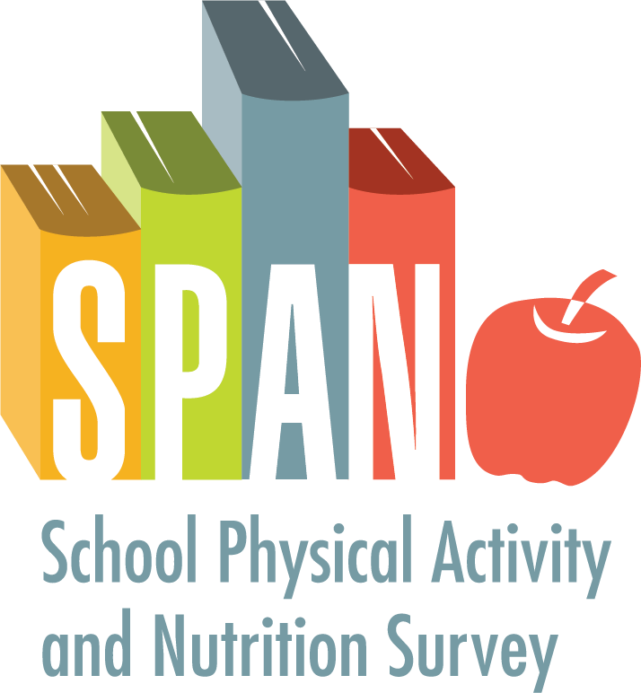 School Physical Activity and Nutrition Survey (SPAN) logo
